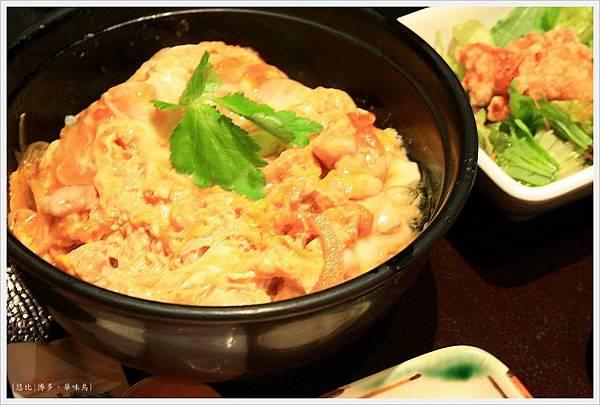 博多-華味鳥-親子丼-2.JPG