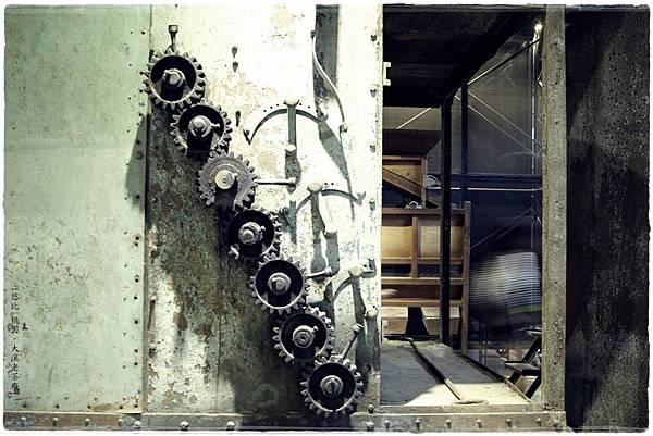 大溪老茶廠-乾燥機.JPG