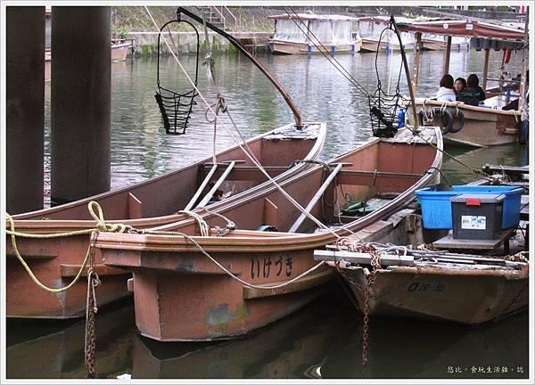 宇治-宇治川遊覽船-1.JPG