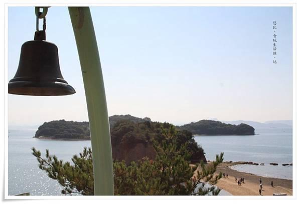 小豆島-天使的散步道+幸福鐘-1.JPG