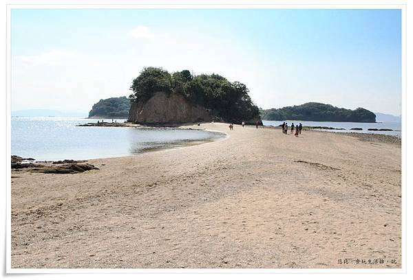 小豆島-天使的散步道-潮間帶-1.JPG