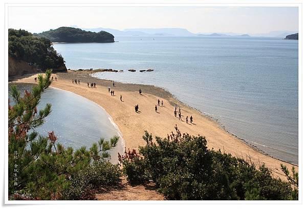 小豆島-天使的散步道-潮間帶-3.JPG