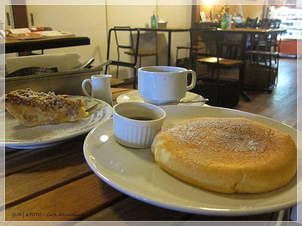 Cafe Rhinebeck-早餐-1.JPG