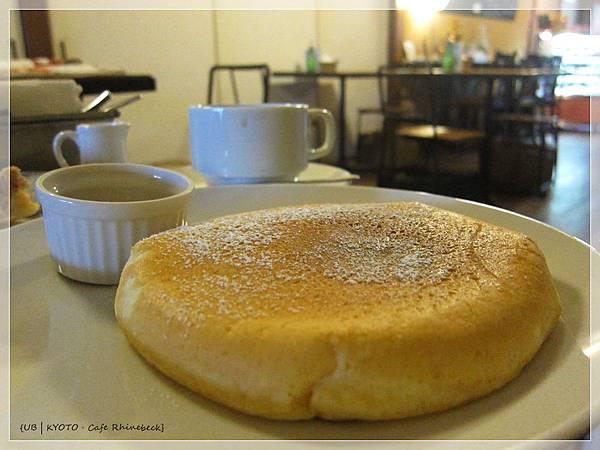 Cafe Rhinebeck-鬆餅-1.JPG
