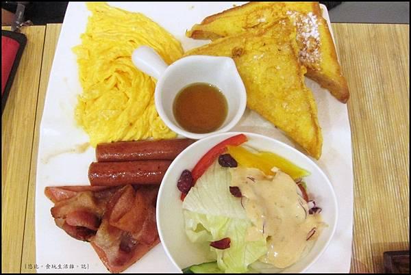 鮭魚咖啡-法國吐司早餐-1.JPG
