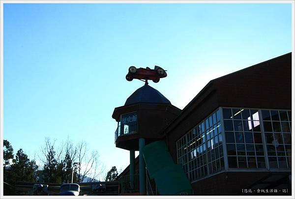 由布院-自動車博物館-2