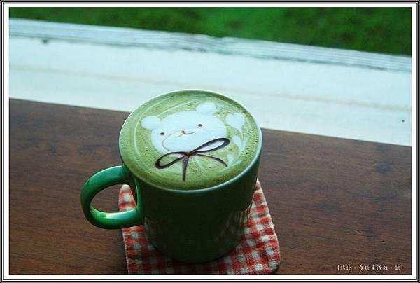 MITAKA 3e CAFE-抹茶拿鐵-2.JPG