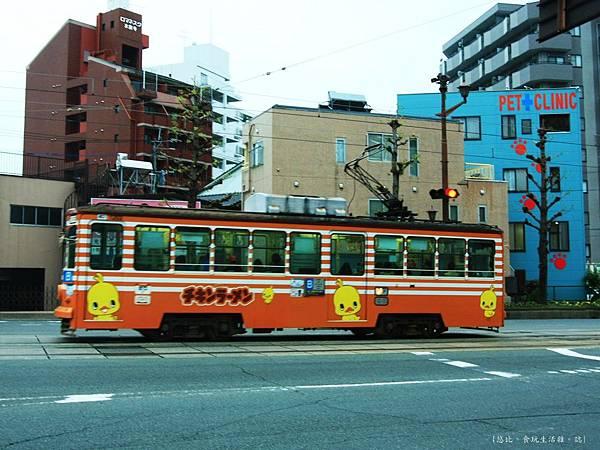 熊本-小雞電車-1.JPG