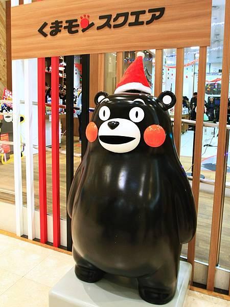 熊本熊見面會-門口.JPG