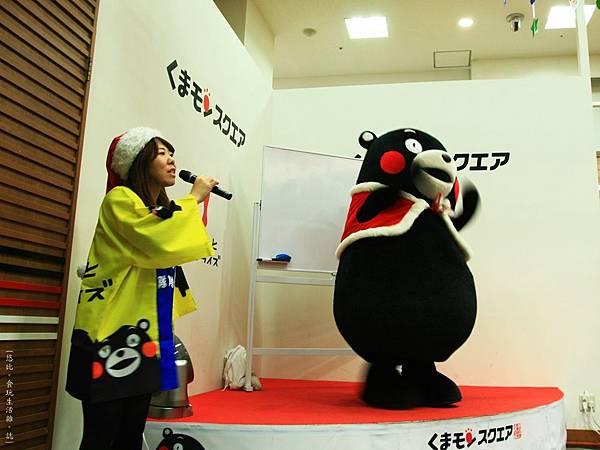 熊本熊見面會-熊本熊打招呼-1.JPG