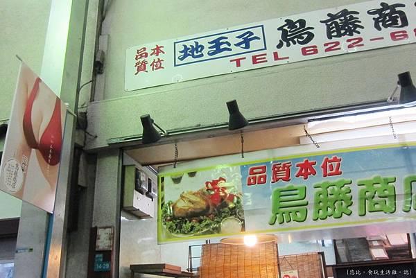 文之里商店街-鳥藤商店.JPG