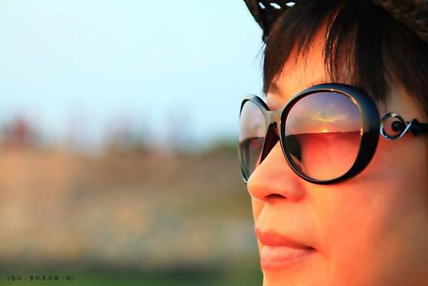 高美濕地-太陽眼鏡.JPG