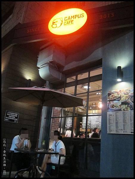 campus cafe-側門-1.JPG