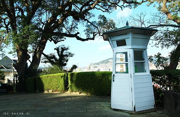 長崎-哥拉巴花園-電話亭-1.JPG