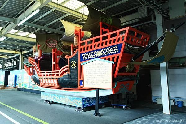 長崎站-御朱印船.JPG