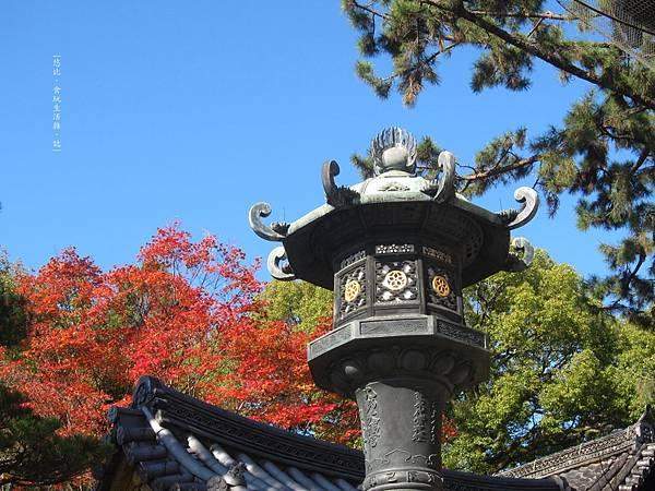 北野天滿宮-石燈籠-1.JPG