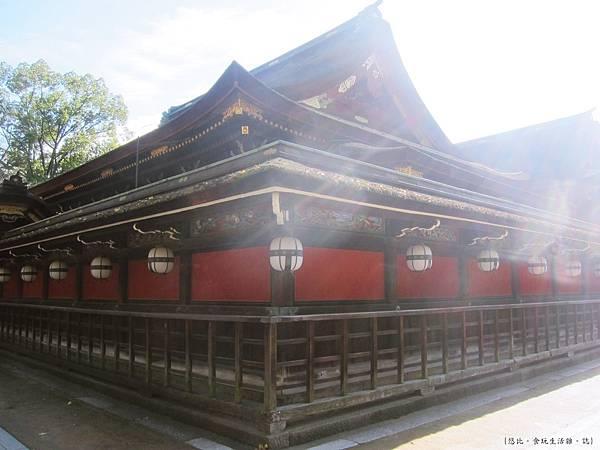 北野天滿宮-拜殿-2.JPG