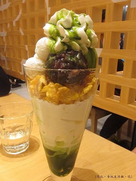 nana's green tea-抹茶白玉百匯-4.JPG