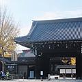西本願寺-大門.JPG