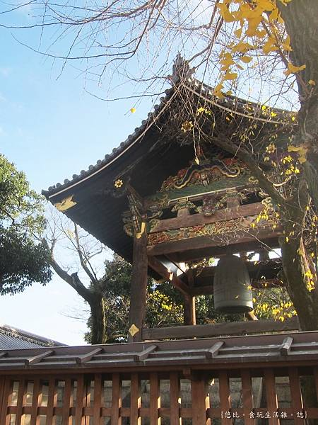 西本願寺-鐘樓.JPG