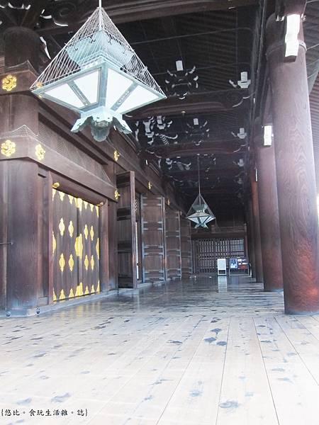 東本願寺-御影堂長廊-3.JPG