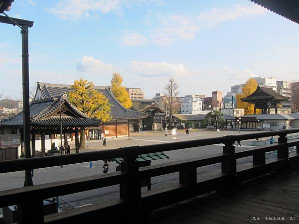 東本願寺-御影堂長廊外-2.JPG