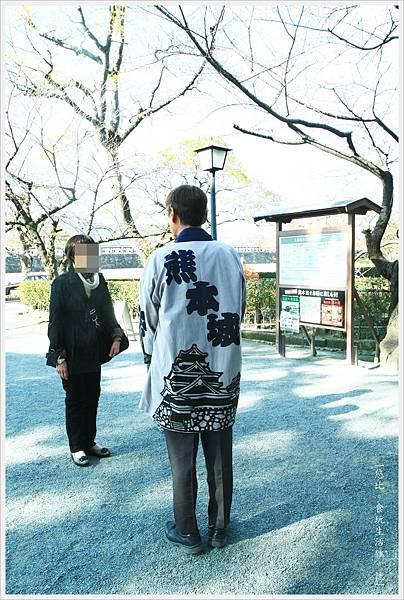 熊本城-工作人員.JPG