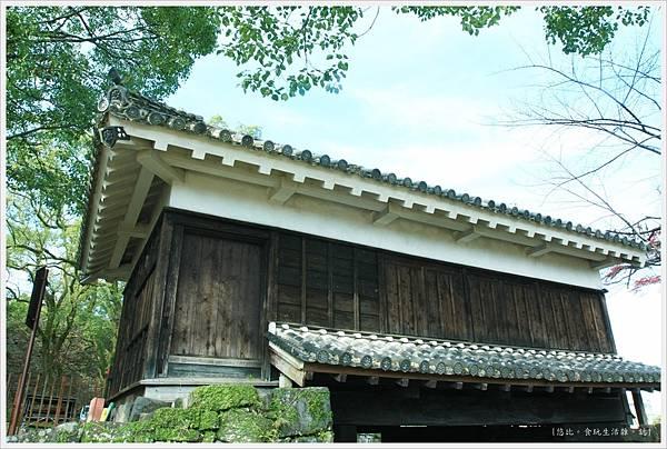 熊本城-不開門-1.JPG