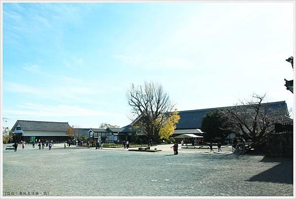 熊本城-天守閣前廣場-1.JPG