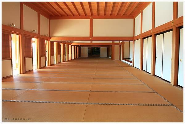 熊本城-本丸御殿廣間內-1.JPG