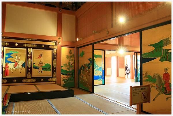 熊本城-本丸御殿廣間內-4.JPG