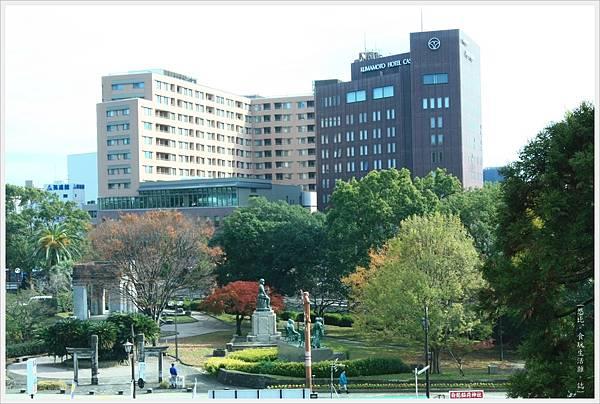 熊本城-高橋公園綠地.JPG
