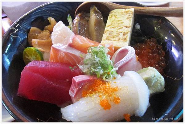 鵝房宮-綜合海鮮丼飯-1.JPG