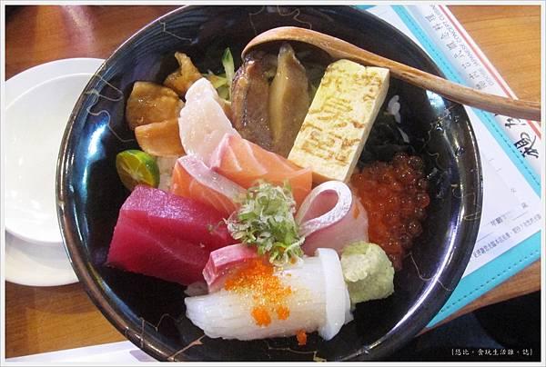 鵝房宮-綜合海鮮丼飯-2.JPG