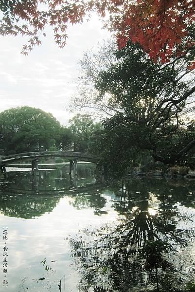 涉成園-印月池侵雪橋-3.JPG