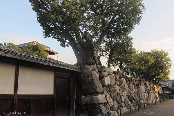 涉成園-高石垣-1.JPG