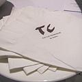 教父牛排-餐巾紙.JPG