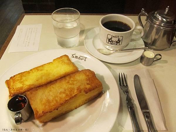 Smart coffee-法式吐司+咖啡-1.JPG