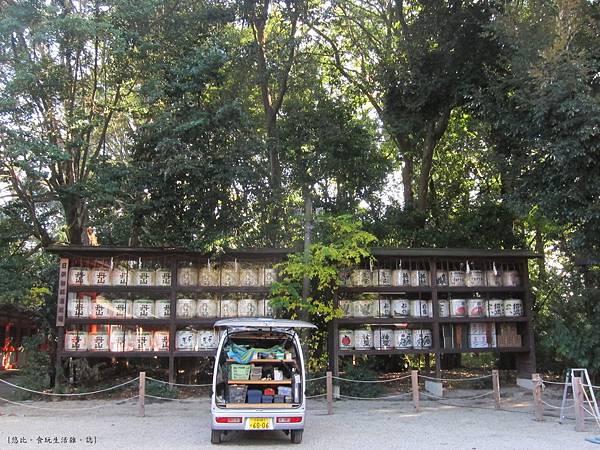 下鴨神社-奉酒.JPG