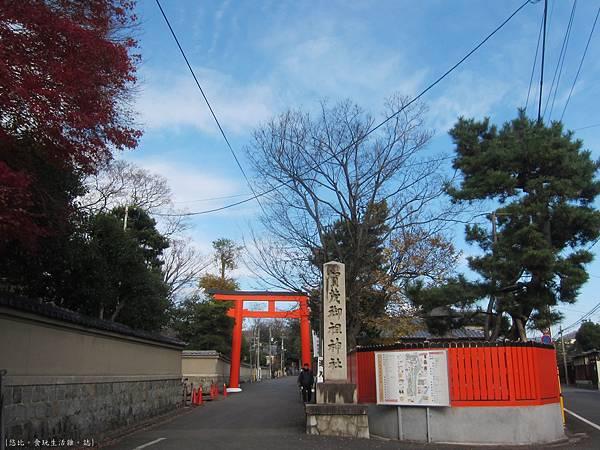 下鴨神社-鳥居.JPG