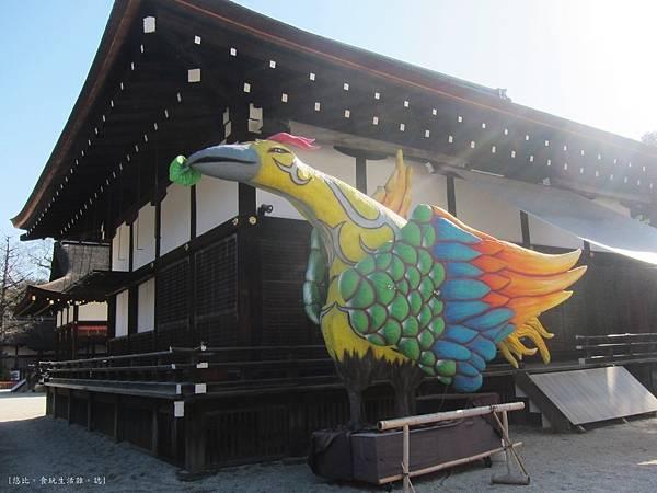 下鴨神社-鳳凰.JPG