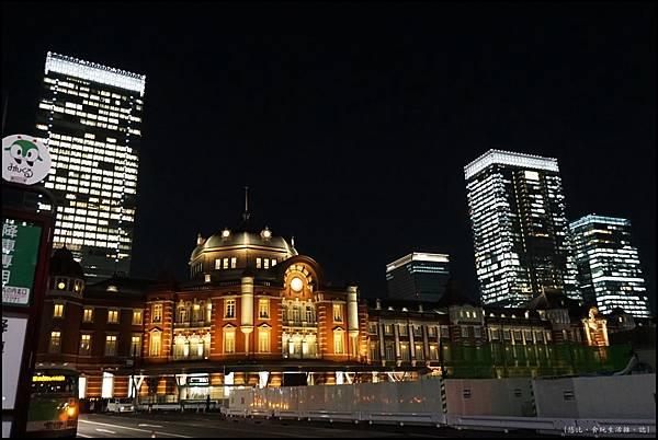 東京車站-夜景-5.JPG