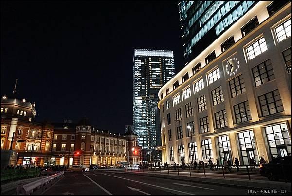 東京車站-夜景-8.JPG