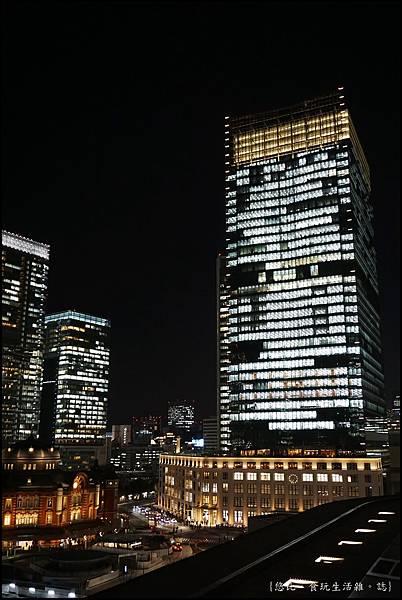 東京車站-新丸大樓夜景-3.JPG