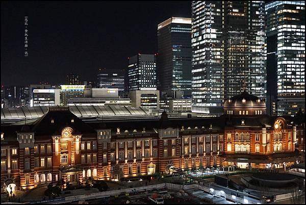東京車站-新丸大樓夜景-9.JPG