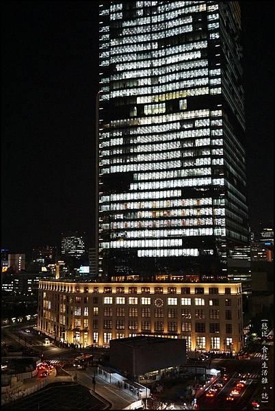 東京車站-新丸大樓夜景-10.JPG