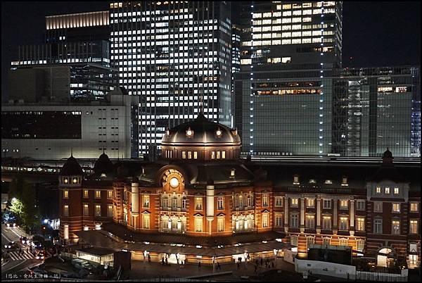 東京車站-新丸大樓夜景-11.JPG