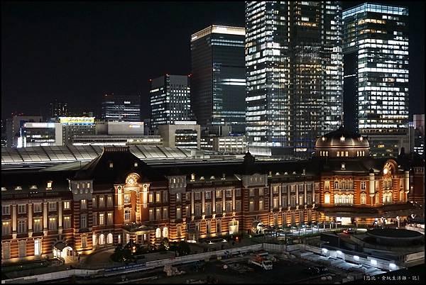東京車站-新丸大樓夜景-13.JPG
