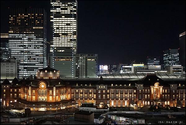 東京車站-新丸大樓夜景-12.JPG