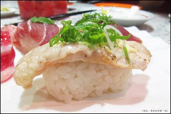 大漁-黑鮪魚握壽司拼盤-3.JPG